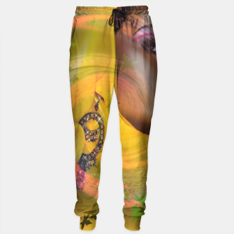 Thumbnail image of Black is beautiful Sweatpants, Live Heroes