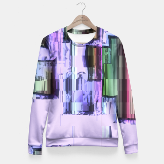 Thumbnail image of Geometric Jewels Fitted Waist Sweater, Live Heroes