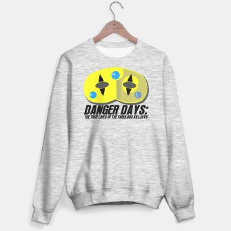 Thumbnail image of My Chemical Romance: Danger Days: The True Lives of the Fabulous Killjoys Sweater regular, Live Heroes
