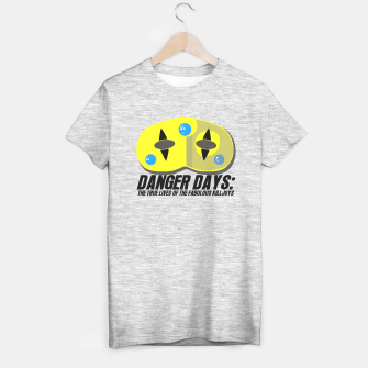Thumbnail image of My Chemical Romance: Danger Days: The True Lives of the Fabulous Killjoys T-shirt regular, Live Heroes