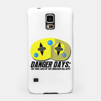 Thumbnail image of My Chemical Romance: Danger Days: The True Lives of the Fabulous Killjoys Samsung Case, Live Heroes