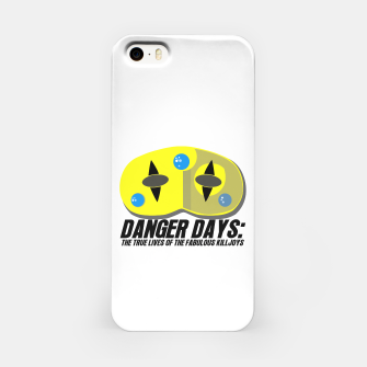 Thumbnail image of My Chemical Romance: Danger Days: The True Lives of the Fabulous Killjoys iPhone Case, Live Heroes