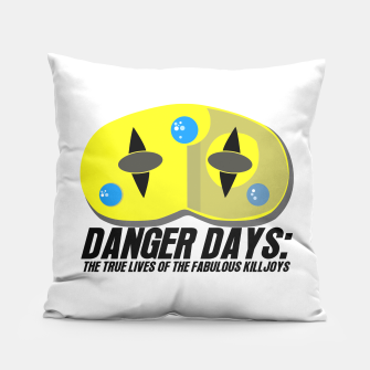 Thumbnail image of My Chemical Romance: Danger Days: The True Lives of the Fabulous Killjoys Pillow, Live Heroes
