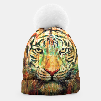 Thumbnail image of Tiger Beanie, Live Heroes