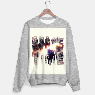 Thumbnail image of Space Time Sweater regular, Live Heroes