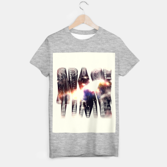 Thumbnail image of Space Time T-shirt regular, Live Heroes