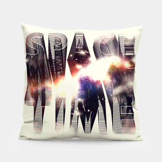 Thumbnail image of Space Time Pillow, Live Heroes
