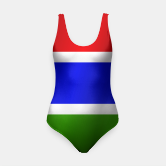 Miniature de image de Flag of Gambia Swimsuit, Live Heroes