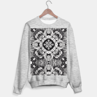 Thumbnail image of Windows of Geometry Sweater regular, Live Heroes