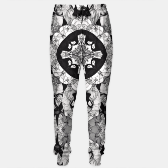 Thumbnail image of Windows of Geometry Sweatpants, Live Heroes