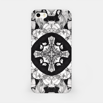 Thumbnail image of Windows of Geometry iPhone Case, Live Heroes