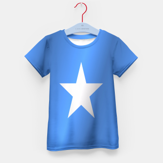 Flag of Somalia Girl's Dress, Live Heroes