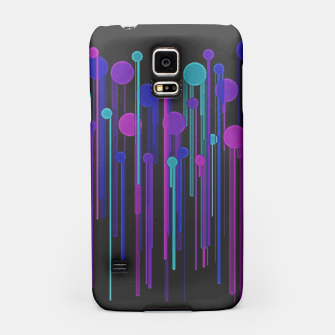 Thumbnail image of Colorful Dots & Drips Samsung Case, Live Heroes