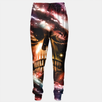 Thumbnail image of Space Skull II Sweatpants, Live Heroes