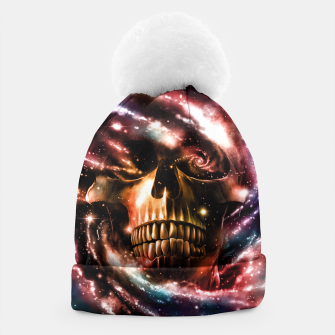 Thumbnail image of Space Skull II Beanie, Live Heroes