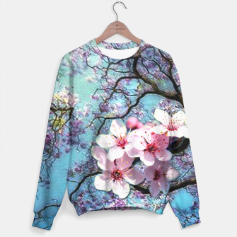 Thumbnail image of Cherry blossoms Sweater, Live Heroes