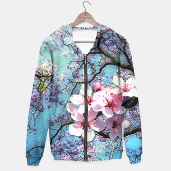 Thumbnail image of Cherry blossoms Hoodie, Live Heroes