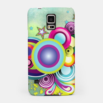 Thumbnail image of Abstract modern fantasy Samsung Case, Live Heroes