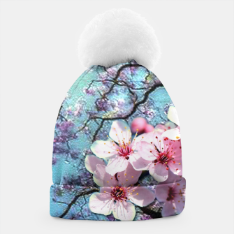 Thumbnail image of Cherry blossoms Beanie, Live Heroes