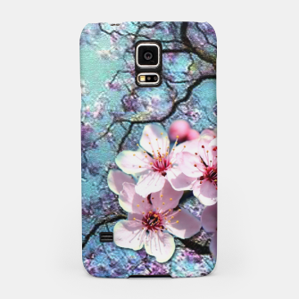 Thumbnail image of Cherry blossoms Samsung Case, Live Heroes