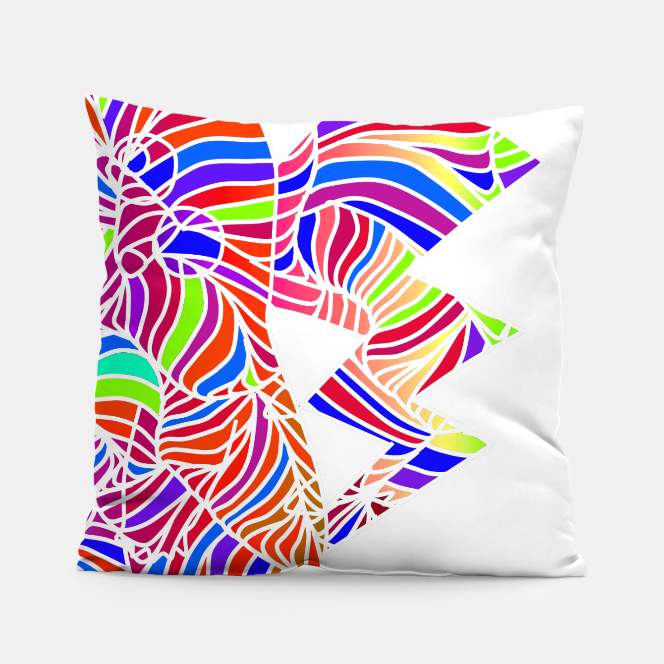 Image of pm Pillow - Live Heroes