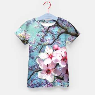 Thumbnail image of Cherry blossoms Kid's T-shirt, Live Heroes