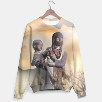 Thumbnail image of Mother from Africa Sweater, Live Heroes