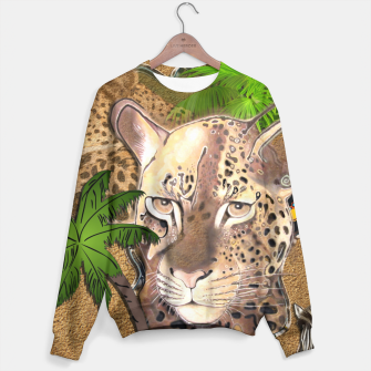 Thumbnail image of Animals of Africa Sweater, Live Heroes