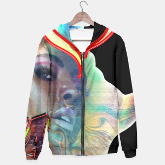 Thumbnail image of I love africa Hoodie, Live Heroes