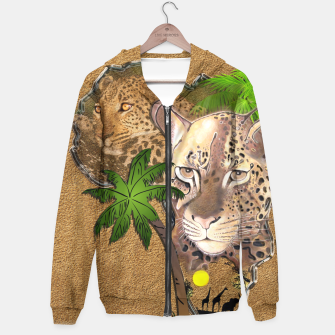 Thumbnail image of Animals of Africa Hoodie, Live Heroes