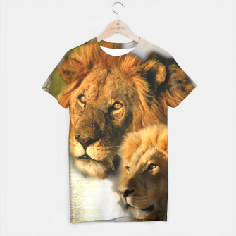 Thumbnail image of Wild Animals T-shirt, Live Heroes