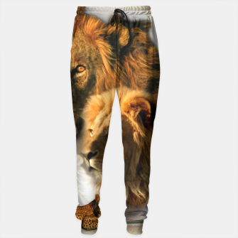 Thumbnail image of Wild Animals Sweatpants, Live Heroes