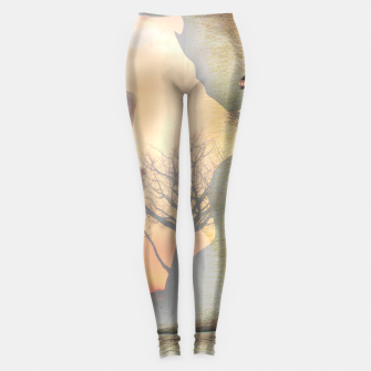 Thumbnail image of Mother from Africa Leggings, Live Heroes