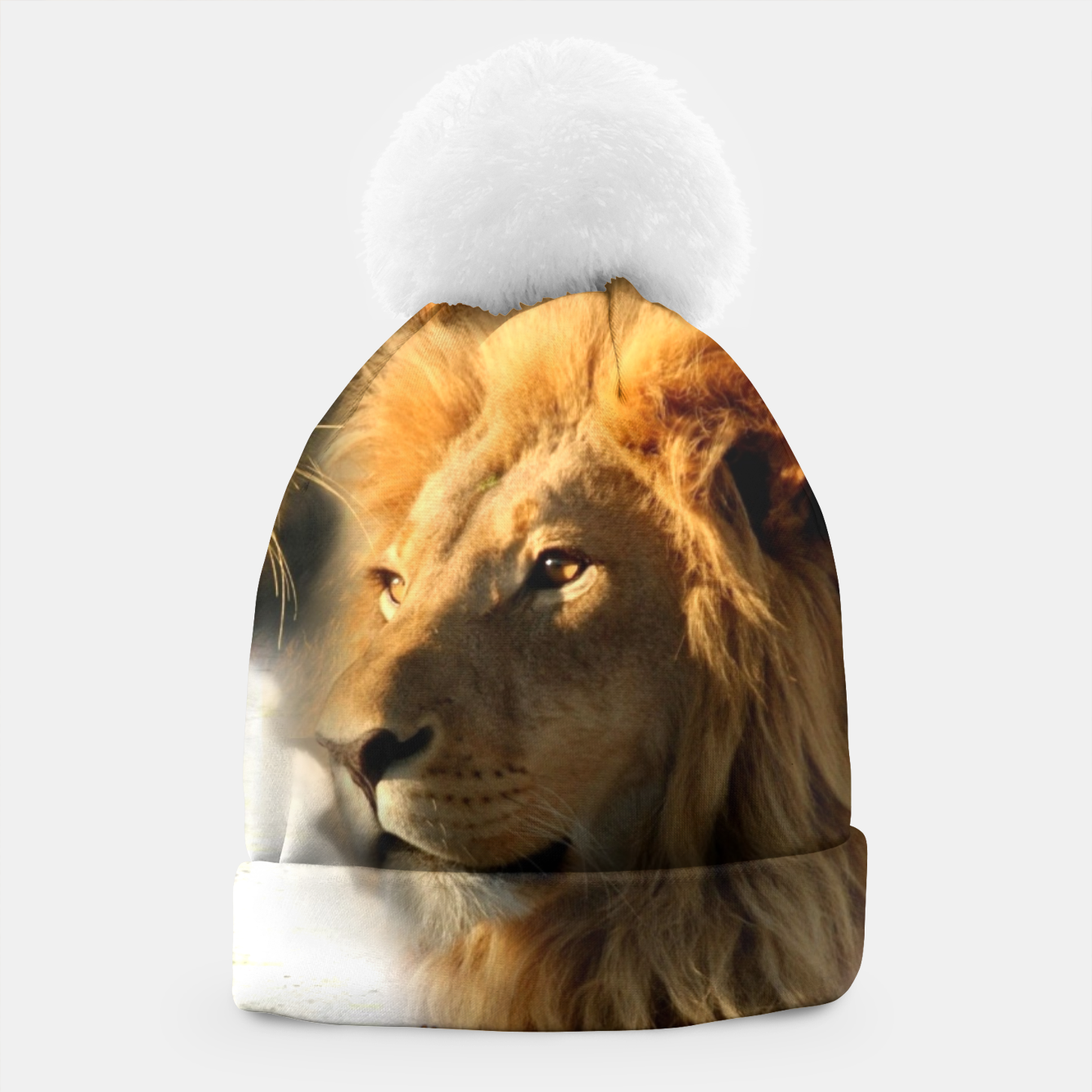 Image of Wild Animals Beanie - Live Heroes