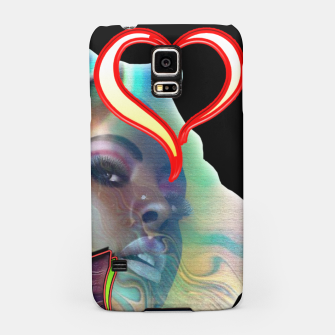 Thumbnail image of I love africa Samsung Case, Live Heroes