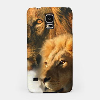 Thumbnail image of Wild Animals Samsung Case, Live Heroes