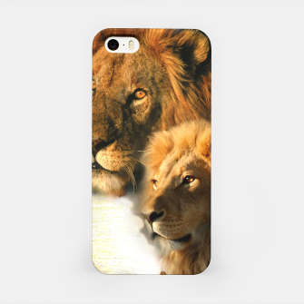 Wild Animals iPhone Case thumbnail image