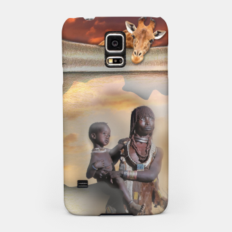 Thumbnail image of Mother from Africa Samsung Case, Live Heroes
