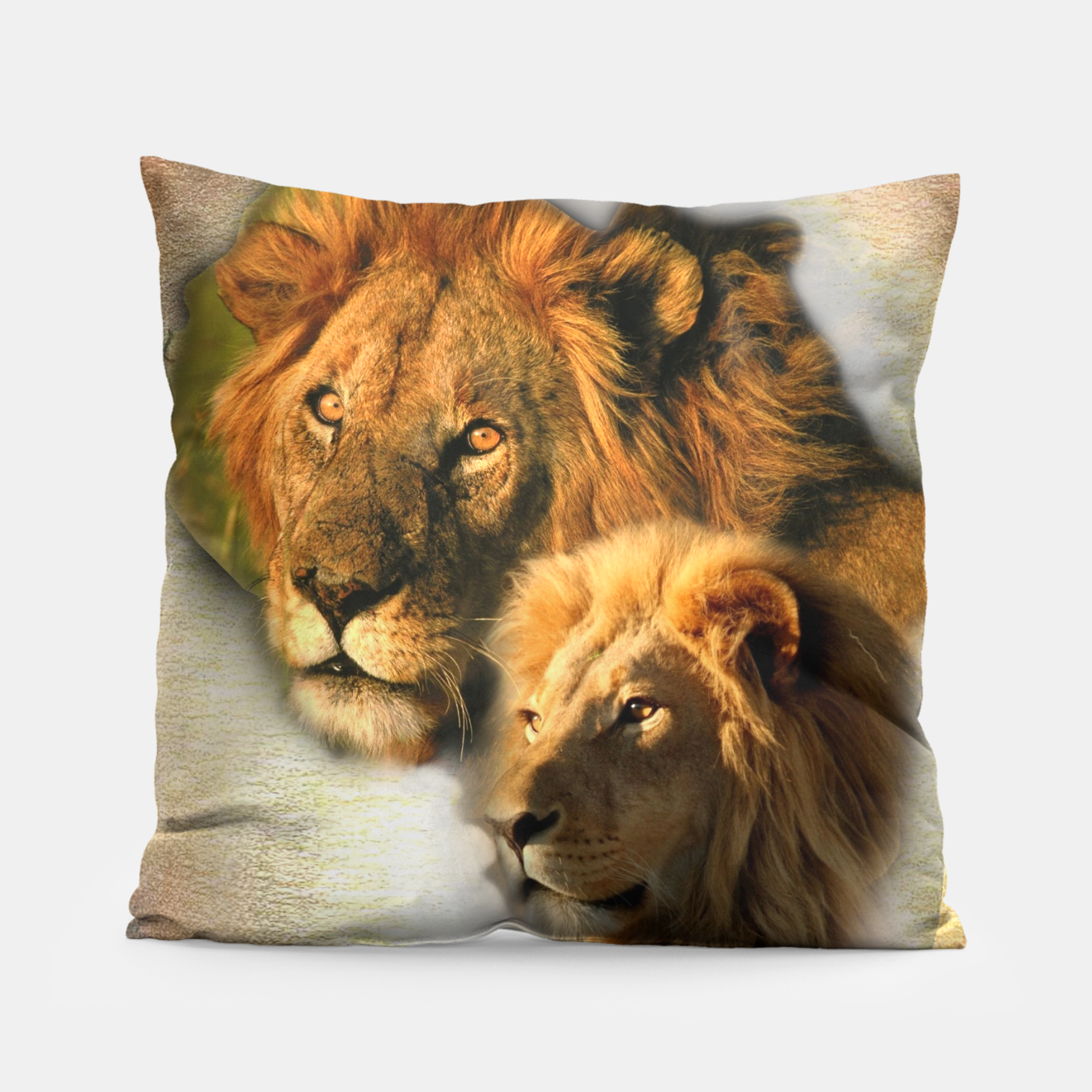 Image of Wild Animals Pillow - Live Heroes