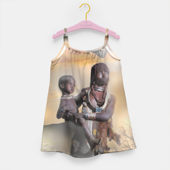 Thumbnail image of Mother from Africa Girl's Dress, Live Heroes