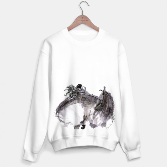Thumbnail image of Ghost Dragon Sweater regular, Live Heroes