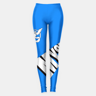 Thumbnail image of POKEMON GO TEAM MYSTIC Leggings, Live Heroes