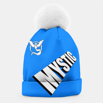 Thumbnail image of POKEMON GO TEAM MYSTIC Beanie, Live Heroes