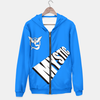 Thumbnail image of POKEMON GO TEAM MYSTIC Hoodie, Live Heroes
