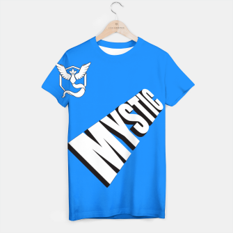 Thumbnail image of POKEMON GO TEAM MYSTIC T-shirt, Live Heroes