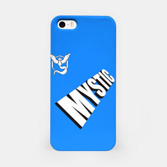 Thumbnail image of POKEMON GO TEAM MYSTIC iPhone Case, Live Heroes