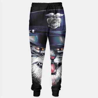 Thumbnail image of Police Cat Sweatpants, Live Heroes