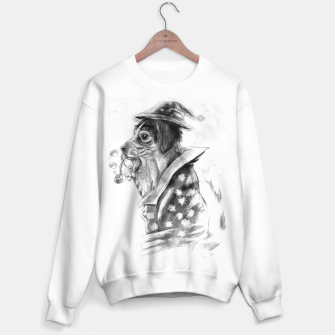 Miniatur DogMaster Sweater regular, Live Heroes