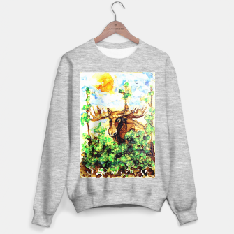 Thumbnail image of Coffee Moose Sweater regular, Live Heroes