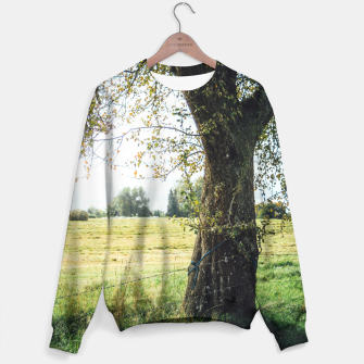 Thumbnail image of Countryside Tree Sweater, Live Heroes